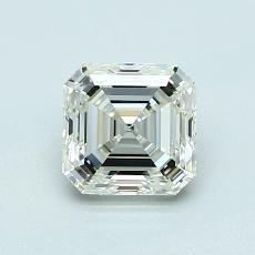 Recommended Stone #4: 1.01-Carat Asscher Cut