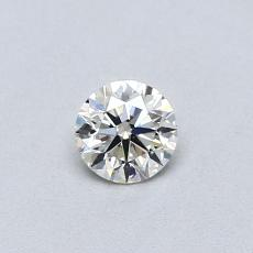 Recommended Stone #2: 0.29-Carat Round Cut Diamond