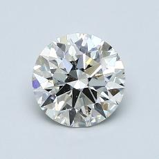 Recommended Stone #4: 0.98-Carat Round Cut