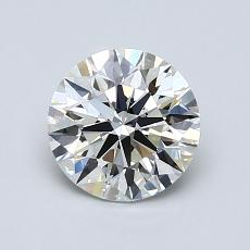 Recommended Stone #3: 1.16-Carat Round Cut