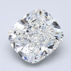 Recommended Stone #1: 2,08-Carat Cushion Cut Diamond