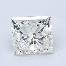 Recommended Stone #3: 1.70-Carat Princess Cut Diamond