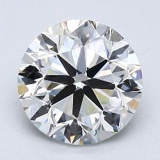 推荐宝石 2:2.00克拉圆形切割钻石