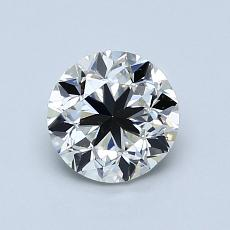 1.00 Carat 圓形 Diamond 良好 I VS2