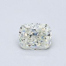 Recommended Stone #4: 0.51-Carat Cushion Cut Diamond