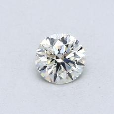 Recommended Stone #3: 0.35-Carat Round Cut Diamond