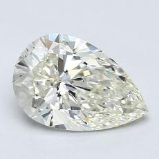 Recommended Stone #1: 1.20-Carat Pear Cut Diamond