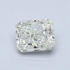 0.96-Carat Radiant Diamond Very Good K VS1