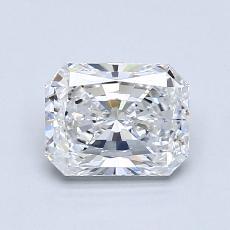 推荐宝石 3:1.09 克拉雷迪恩明亮式钻石