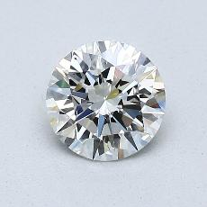 Recommended Stone #4: 0,75-Carat Round Cut Diamond