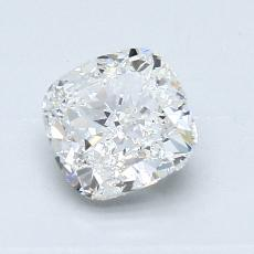 1.04-Carat Cushion Diamond Very Good G VVS2