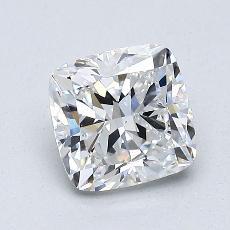 Target Stone: 1,21-Carat Cushion Cut Diamond
