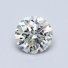 1.00 Carat 圓形 Diamond 非常好 K SI2