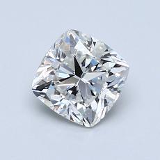 1.01 Carat 垫形 Diamond 非常好 G VS1