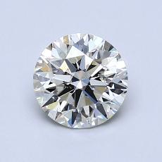 1.00 Carat 圓形 Diamond 理想 K SI2