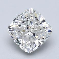 Recommended Stone #1: 3,00-Carat Cushion Cut Diamond