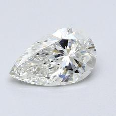 Recommended Stone #3: 1.18-Carat Pear Cut Diamond