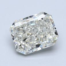Target Stone: 1,20-Carat Radiant Cut Diamond