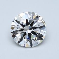 1.07 Carat 圓形 Diamond 理想 G VS2