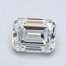 1.20 Carat 绿宝石 Diamond 良好 E VS1