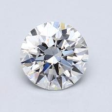 1.03 Carat 圆形 Diamond 理想 G VS1