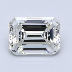Recommended Stone #2: 1.50-Carat Emerald Cut Diamond