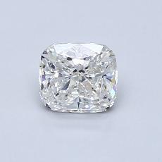 オススメの石No.4:0.70カラットのクッションカットダイヤモンド