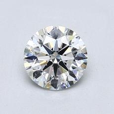 Recommended Stone #3: 0.90-Carat Round Cut Diamond