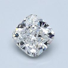 Recommended Stone #1: 1.17-Carat Cushion Cut Diamond