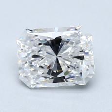 Target Stone: 1,01-Carat Radiant Cut Diamond