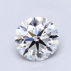 Recommended Stone #3: 1.20-Carat Round Cut