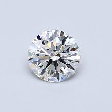 Current Stone: 0.50-Carat Round Cut