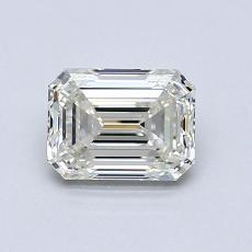 Recommended Stone #4: 1.01-Carat Emerald Cut Diamond