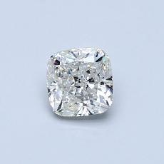 Recommended Stone #1: 0.52-Carat Cushion Cut Diamond