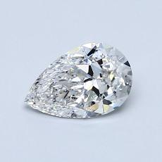 Recommended Stone #4: 0.61-Carat Pear Shaped