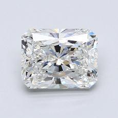3.00 Carat 雷地恩明亮式 Diamond 非常好 F VS2
