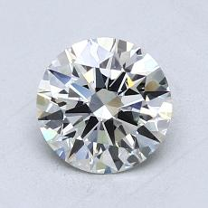 Recommended Stone #4: 1.33-Carat Round Cut