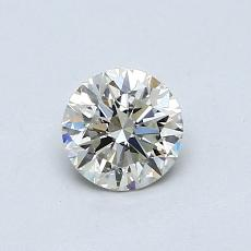 Recommended Stone #3: 0.51-Carat Round Cut Diamond