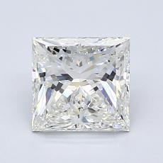 Recommended Stone #3: 1.51-Carat Princess Cut Diamond