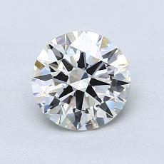 Recommended Stone #2: 1,05-Carat Round Cut