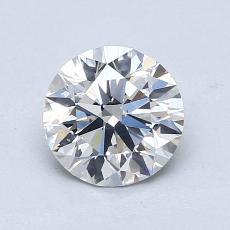 Target Stone: 1.00-Carat Round Cut Diamond
