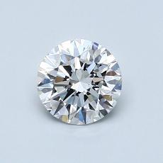 Current Stone: 0,70-Carat Round Cut