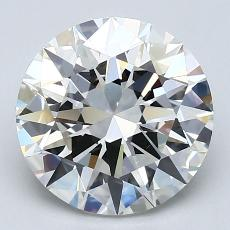 Recommended Stone #2: 3.01-Carat Round Cut Diamond
