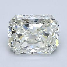 Recommended Stone #3: 2,00-Carat Radiant Cut Diamond