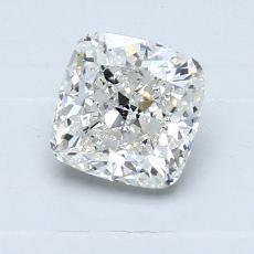 1.03-Carat Cushion Diamond Very Good I VVS2