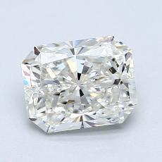 推荐宝石 4:1.34 克拉雷迪恩型切割