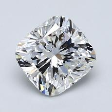 Recommended Stone #1: 1.51-Carat Cushion Cut Diamond