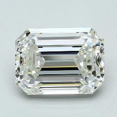 Recommended Stone #4: 1,71-Carat Emerald Cut Diamond