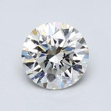 Recommended Stone #3: 0.90-Carat Round Cut