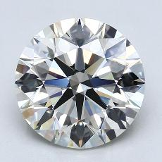 Recommended Stone #1: 4.07-Carat Round Cut Diamond
